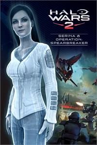 Halo Wars 2: Pacote Serina e SPEARBREAKER
