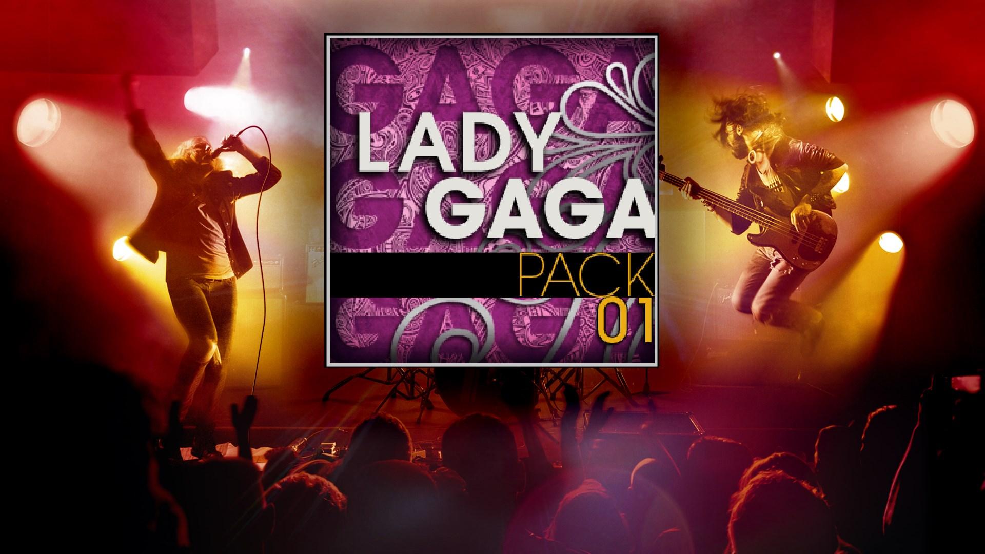 Lady Gaga Pack 01