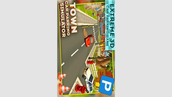 Get Car Parking Simulator - Microsoft Store