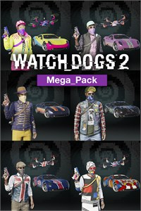 Watch Dogs®2 - MEGA PACK