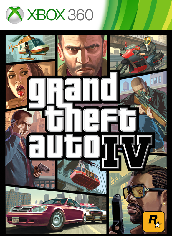 Скриншот №2 к Grand Theft Auto IV