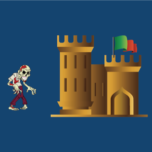 Defend Castle - defend castle from zombie