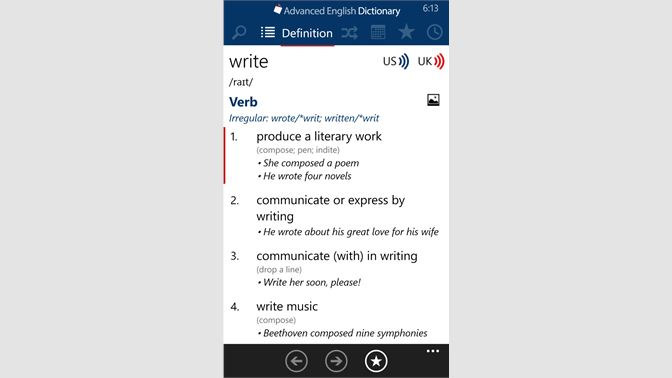 Buy Advanced English Dictionary - Microsoft Store