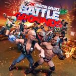 WWE 2K Battlegrounds Digital Deluxe Edition Logo