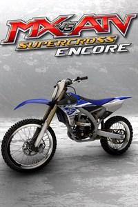 Carátula del juego 2015 Yamaha YZ250F MX