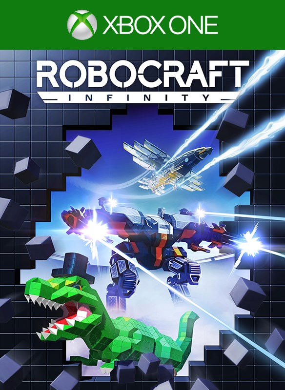 Robocraft Infinity Ultimate Upgrade