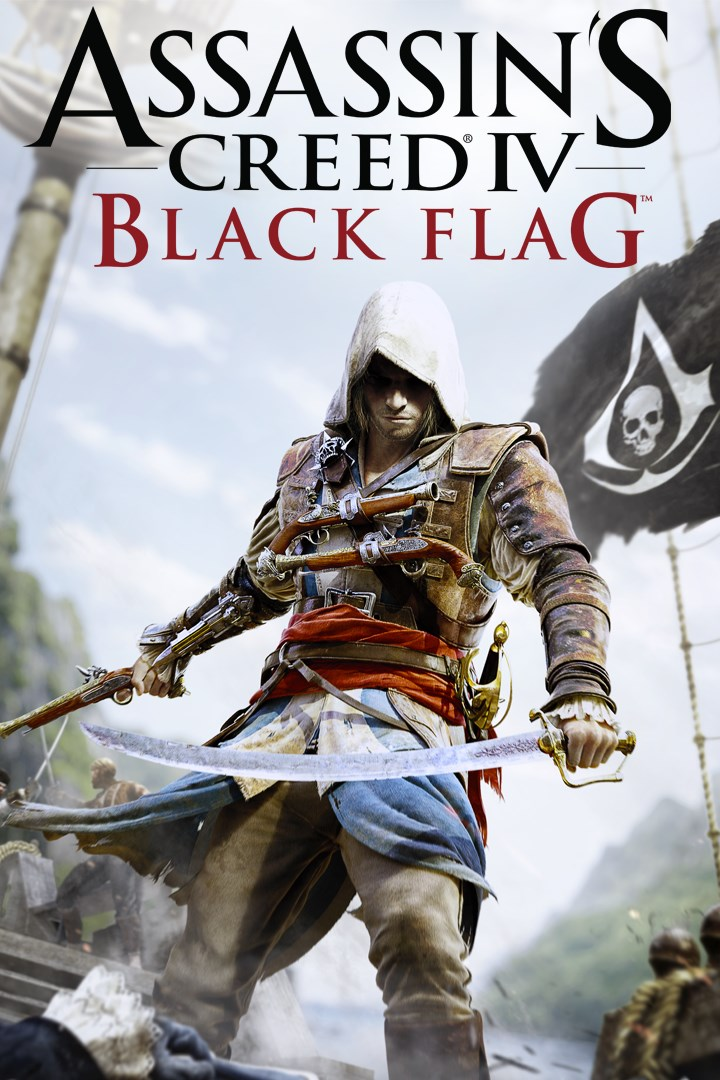 Assasin's Creed IV: Black Flag [v 1.01 + DLC] (2013) PC | RePack от R.G. Механики