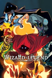 Carátula para el juego Wizard of Legend de Xbox 360