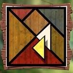 Tangram Puzzle INFINITE+ : Improve Your Logical Thinking & Problem Solving Skills Logo