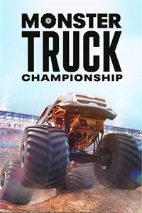 Carátula del juego Monster Truck Championship