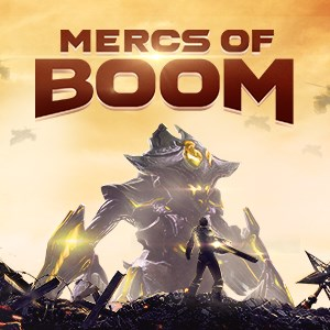 Mercs of Boom