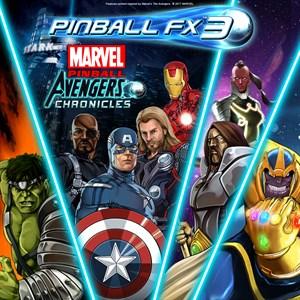 Pinball FX3 - Marvel Pinball: Avengers Chronicles Xbox One
