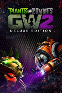 Carátula del juego Plants vs. Zombies Garden Warfare 2: Deluxe Edition