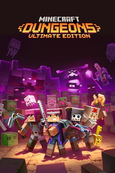 Minecraft Dungeons Ultimate Edition - Windows 10