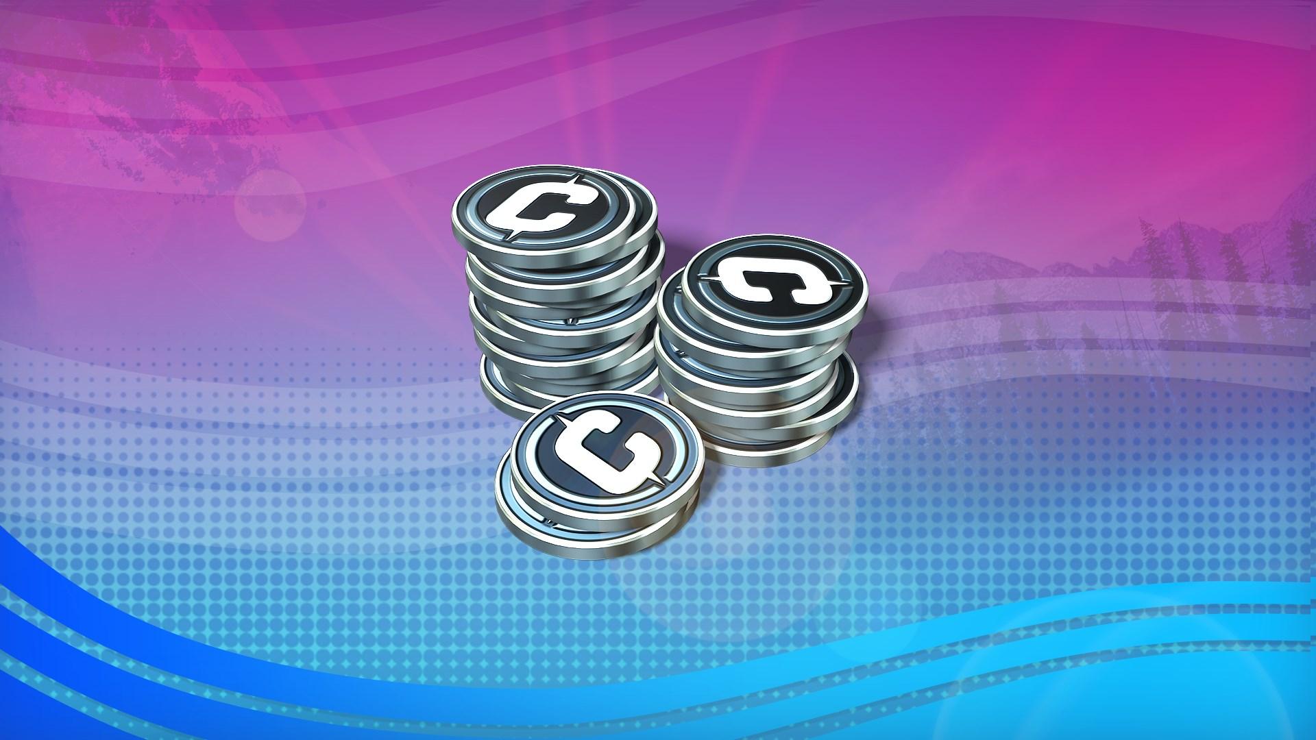 500 ONRUSH Platinum Credits