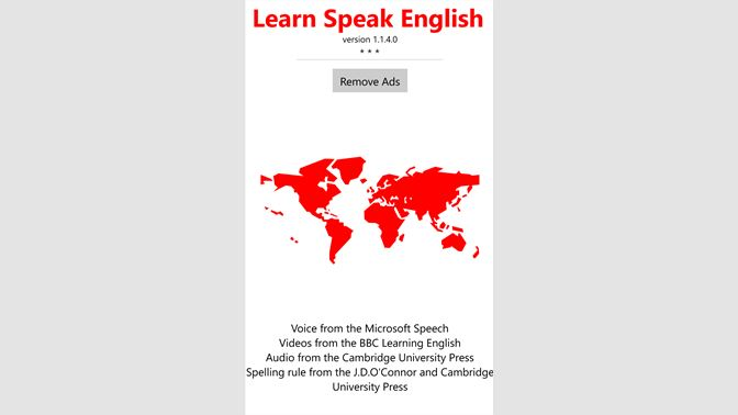 Get Learn Speak English - Microsoft Store en-IN