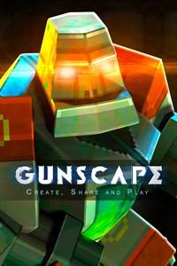 Carátula para el juego Gunscape de Xbox 360