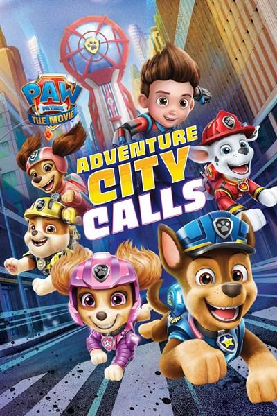 PAW Patrol The Movie: Adventure City Calls