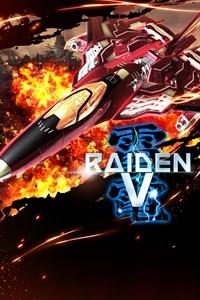 Carátula del juego Raiden V