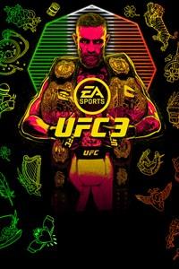 Carátula para el juego EA SPORTS UFC 3 de Xbox 360