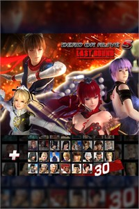 Limited Time Only! Fighter Force + Deception + Characters