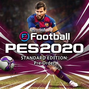 eFootball  PES 2020 STANDARD EDITION: Pre-Order Xbox One