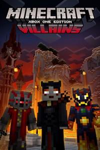 Minecraft Villains Skin Pack