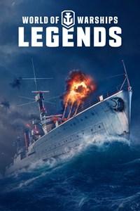 World of Warships: Legends – Marine du royaume