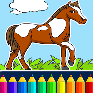 Get Coloring book : horses coloring pages - Microsoft Store