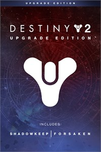 Carátula del juego Destiny 2: Upgrade Edition