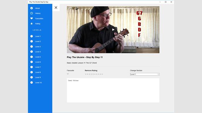 Buy Play The Ukulele Step By Step - Microsoft Store en-BZ