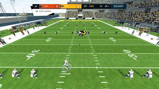 Axis Football 2018 for Windows 10 PC Free Download - Best Windows 10 Apps
