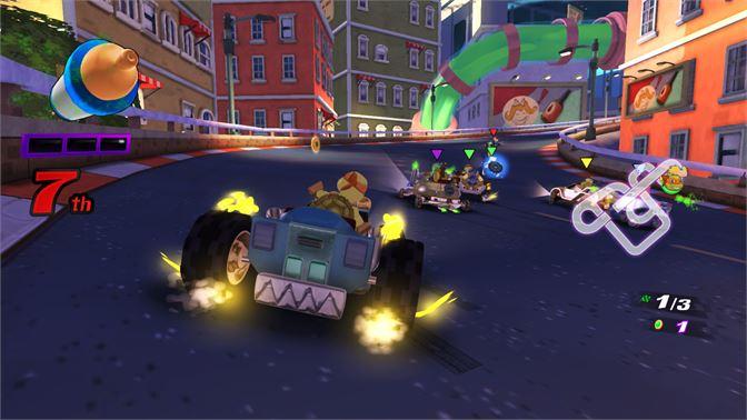 Buy Nickelodeon: Kart Racers - Microsoft Store en-CA