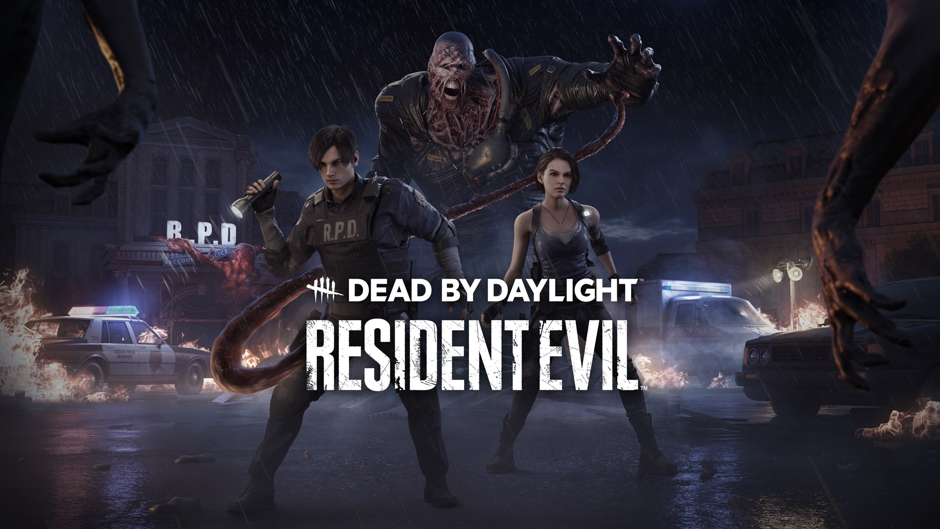 Dead by Daylight: Resident Evil Chapter Windows