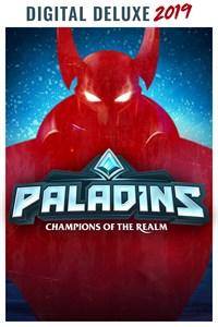 Carátula del juego Paladins Digital Deluxe Edition 2019