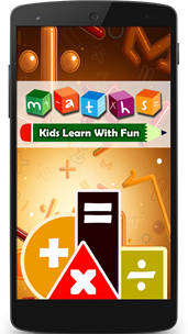 Kids Maths Practice screenshot 1