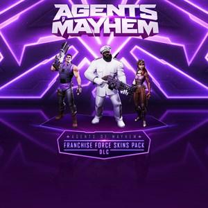 Agents of Mayhem - Franchise Force Skins Pack Xbox One
