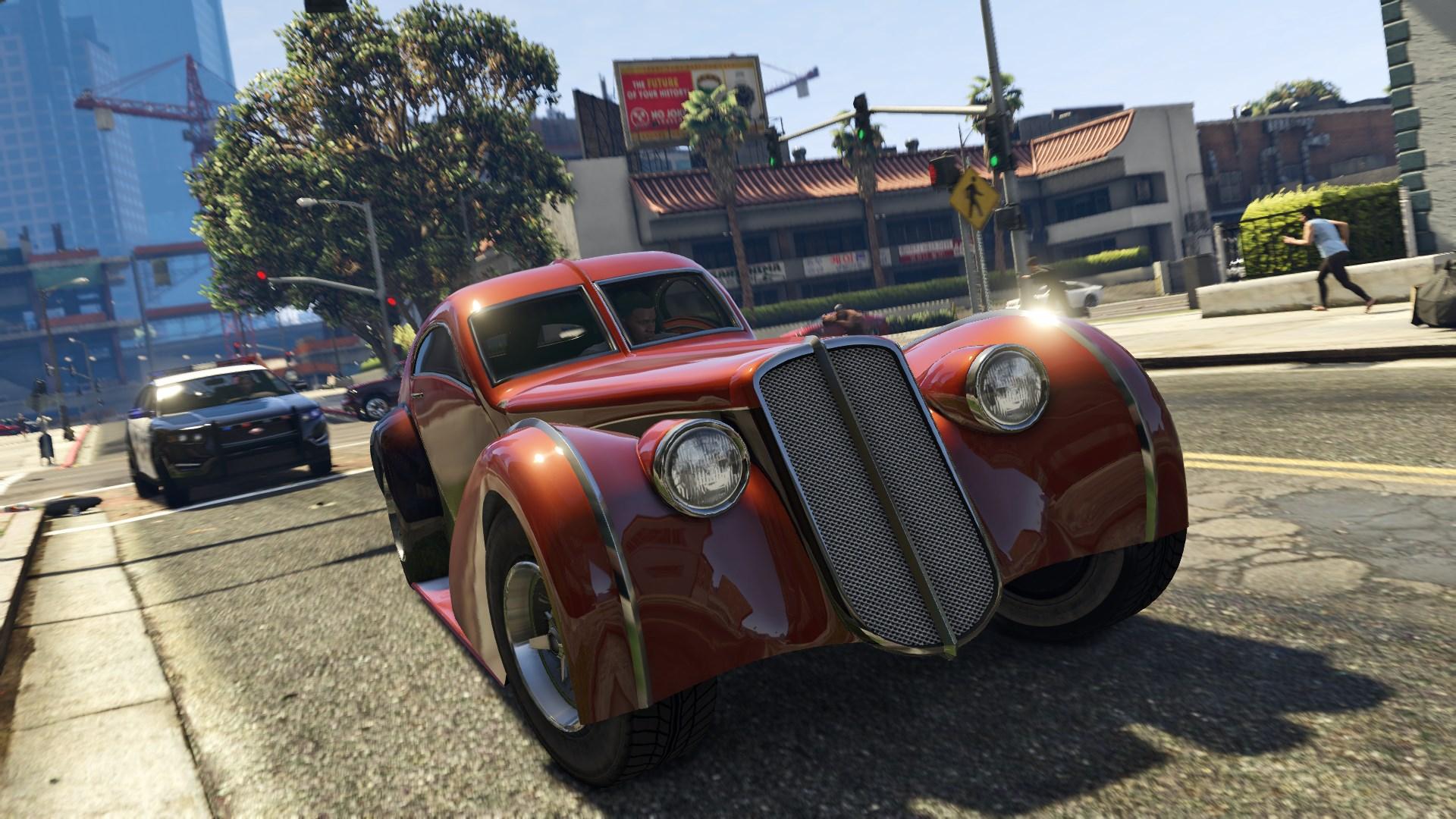 Скриншот №10 к Grand Theft Auto V Premium Edition