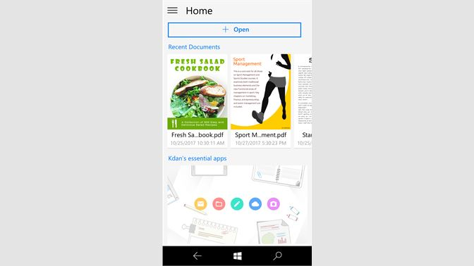 Get PDF Reader - View, Edit, Share - Microsoft Store