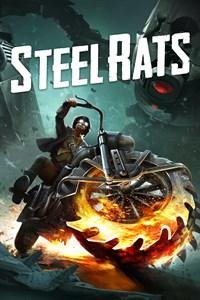 Carátula para el juego Steel Rats de Xbox 360