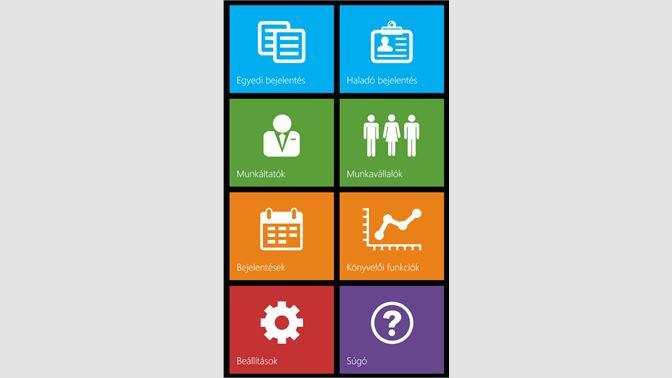 Egyszerűsített foglalkoztatás beszerzése – Microsoft Store hu-HU f197e62d64