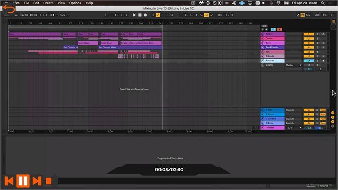 Kupi Mixing Tracks For Ableton Live 10 – Microsoft Store – sl-SI