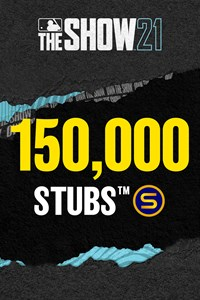 Stubs (150,000) for MLB The Show 21