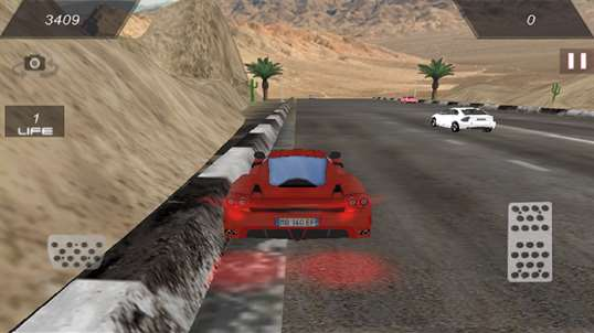 Real Traffic Racer screenshot 1