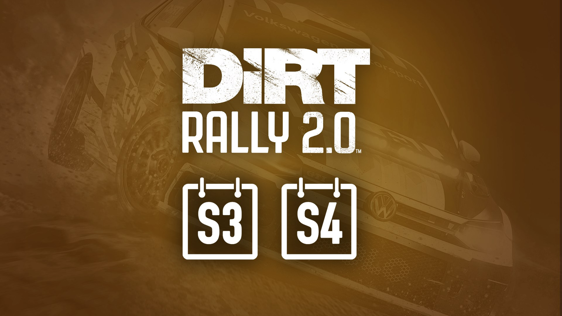 DiRT Rally 2.0 Deluxe Content Pack 2.0 (Seasons 3 and 4)