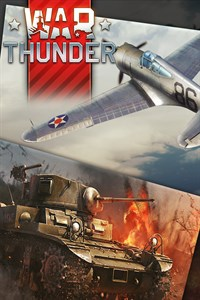 Carátula del juego War Thunder - Beginner's Pack