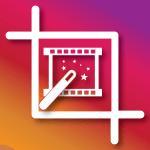Video Editor Music - No Crop Blur Background