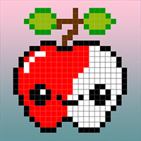 Sayilarla Boya Pixel Art Boyama Kitabi Al Microsoft Store Tr Tr