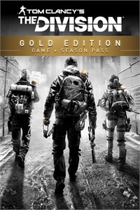 Carátula para el juego Tom Clancy's The Division Gold Edition de Xbox One