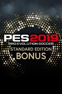 PRO EVOLUTION SOCCER 2019 STANDARD EDITION BONUS (Digital)